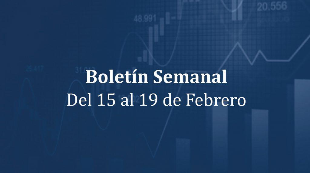 Boletin Semanal Fit Capital
